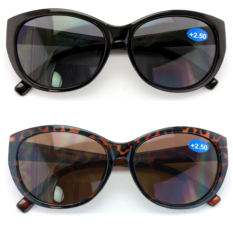 Bifocal Reading Sunglasses Glasses Tortoise