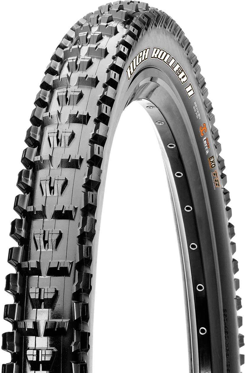 Maxxis High Roller Ii 27.5 X 2.8 60Tpi Dual Component Exo Casing Tubeless