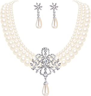 Best ivory bridal jewelry Reviews