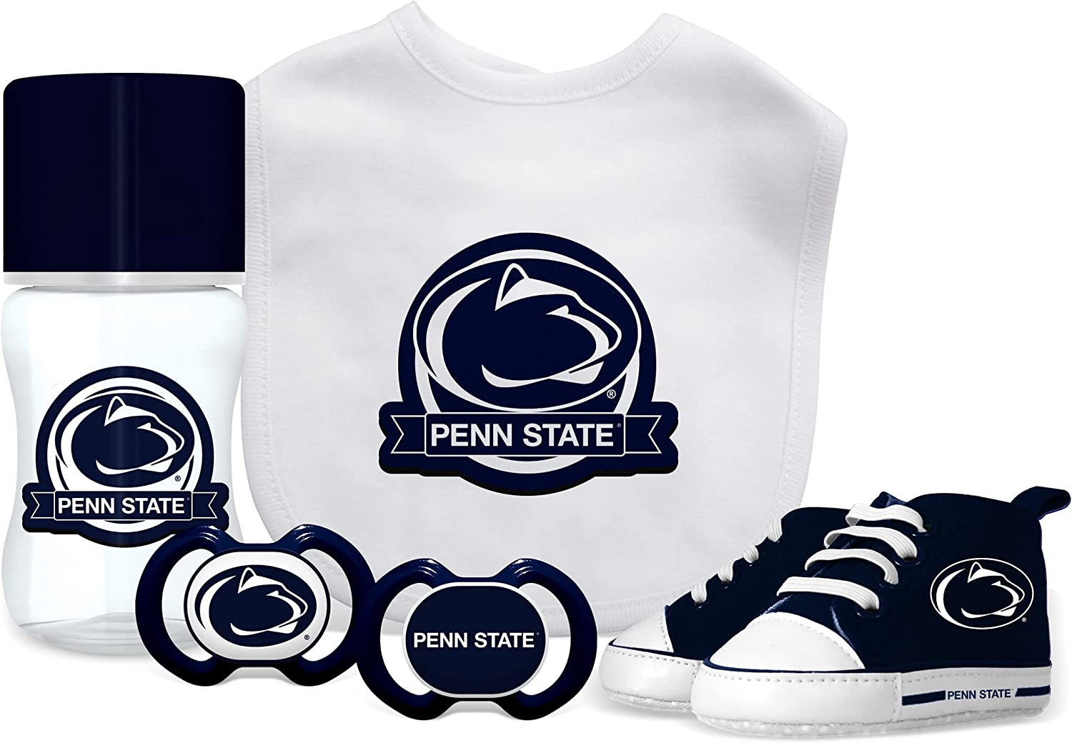 Baby Fanatic NCAA Gorgeous SEAL limited product Penn State Nittany Sp and Lions Infant Toddler