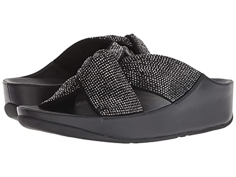 95447710c29 FitFlop Twiss Crystal Slide at Zappos.com