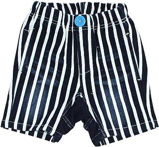 (エフオーキッズ)F.O.KIDS クライミングニットデニムパンツ キッズ 子ども服 ハーフパンツ 半ズボン ショートパンツ デニムパンツ ストレッチデニム R222158
