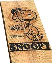 スヌーピー 【SNOOPY】 Wood Board (FLYINGACE)