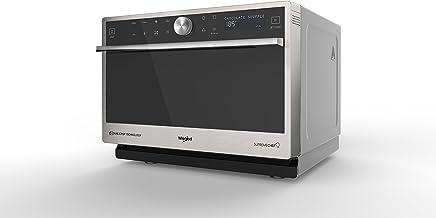 Microondas Whirlpool MWP 3391 SX con capacidad de 33 litros y grill