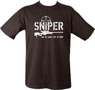Kombat UK Men's Sniper Out of Sight T-Shirt