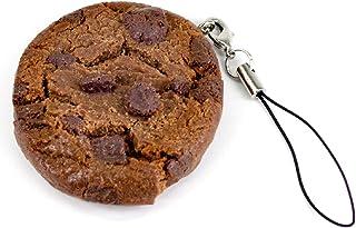 食品サンプルストラップ 食べちゃいそうなチョコクッキー 064OS