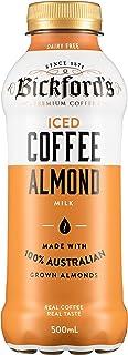 Bickford's Iced CoffeeAlmond Milk, 12 x 500ml, Almond