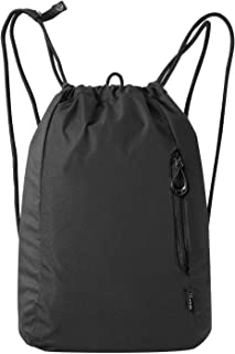 Drawstring Backpack Gym Cinch Bag, Gym Sport Sack Pack with Waterproof and Foldable