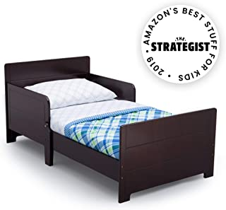 Delta Children MySize Toddler Bed, Dark Chocolate