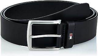 Tommy Hilfiger Men's New Denton Belt, Black, 90 cm (Manufacturer Size: 90)