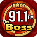 The Boss 91.1Fm
