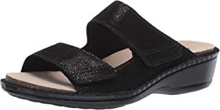 Aravon Women's Cambridge 2 Strap Sandal