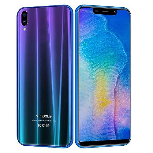 V Mobile A2 Lite Smartphone de 5.84 Pulgadas 3 GB RAM/32 GB ROM,