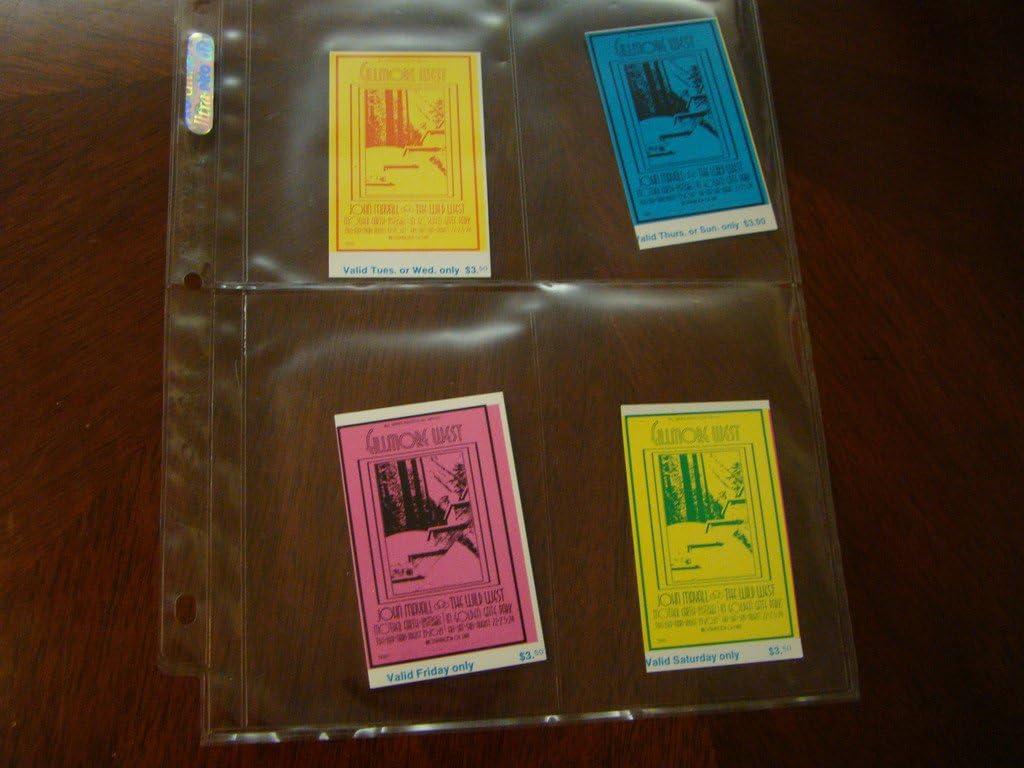 Vintage Music Tickets John Mayall Omaha Mall 188 1969 Singer BG Mesa Mall