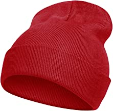 TopHeadwear Long Beanie - Red