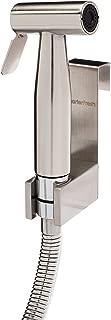 SmarterFresh Ease Cloth Diaper Brass Sprayer - Superior Splatter-Proof Brass Diaper Sprayer Cleans The Messiest Cloth Diapers - Complete Diaper Washer Hand Held Bidet Sprayer for Toilet