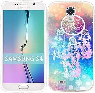 Samsung Galaxy S4 Case Dseason (TM) Samsung S4 Case Fashion Printing Series Plastic Material Dream catcher