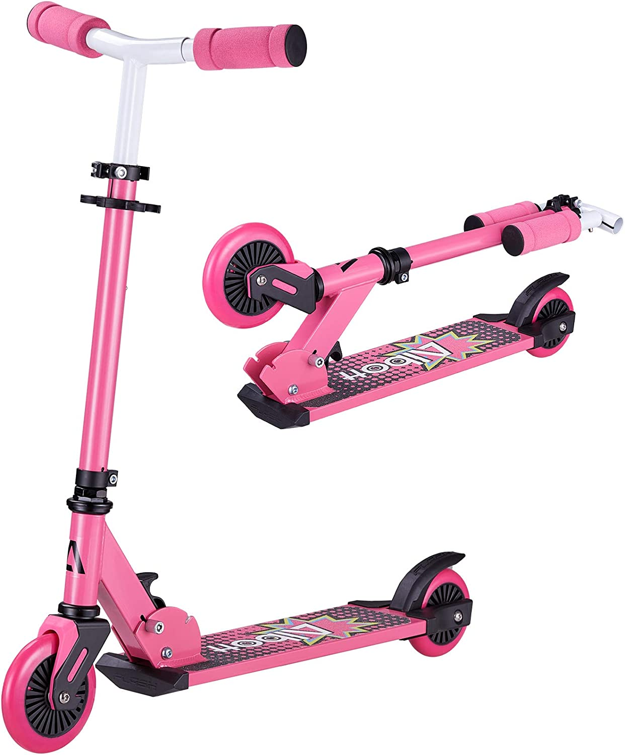 Albott Kick Scooter for Kids Super beauty product restock quality top! Lightweight Scooters - Foldable Nippon regular agency Por
