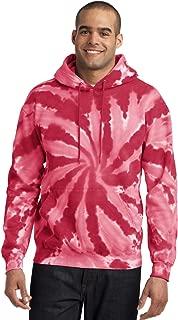 Port & Company Tie-Dye Pullover Hooded Sweatshirt. PC146