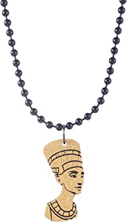 GoodWood NYC Micro Pharaoh Necklace Purple