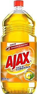 Ajax Limpiador Liquido Citronella 2L