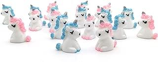 mini unicorn ornament