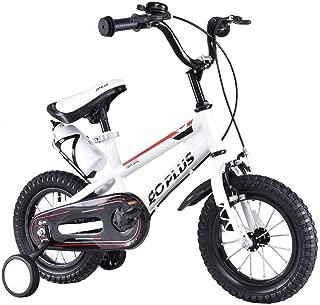 Goplus Freestyle Kids Bike Bicycle 12inch/ 16inch/ 20inch Balance Bike with Training Wheels for Boy's and Girl's