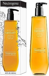 Rainbath Refreshing Shower and Bath Gel- 40 oz (Mega Size) 2 Pack