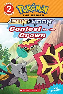 Contest for the Crown (Pokémon: Scholastic Reader, Level 2)