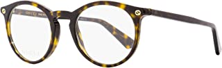 Gucci GG0121O Plastic Round Optical Frame