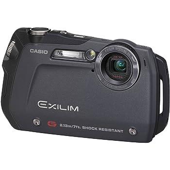 CASIO デジタルカメラ EXILIM-G ブラック EX-G1BK