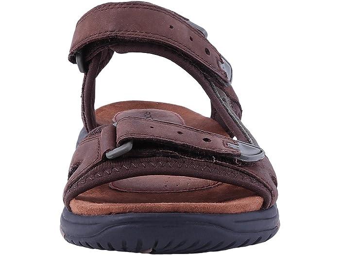Cobb Hill Fiona Brown/green Sandals