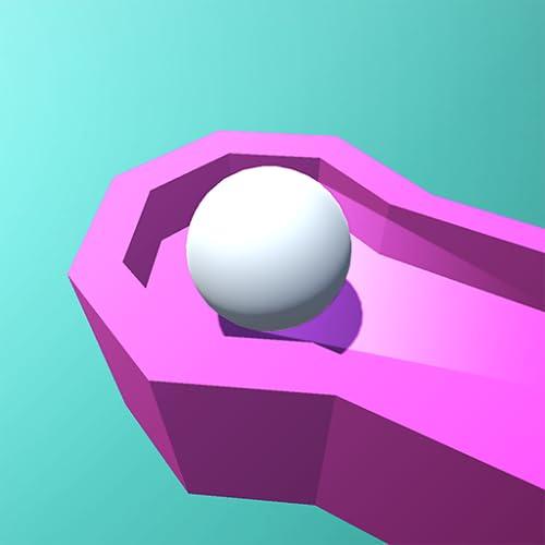 Ball Balance Game 3D - Balls Rotate Puzzle