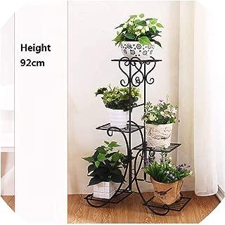 Support Plant Plants Standard Dekoru Stand Balcony Balcony Flower Plant Shelf,Version L