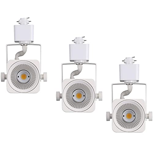 Modern track lighting fixtures Rustic Cloudy Bay Led Track Light Headcri90 Warm White 3000k Dimmableadjustable Tilt Angle Sazovskyinfo Modern Track Lighting Fixtures Amazoncom