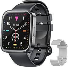 Smart Watches for Men Women IP68 Waterproof Fitness Tracker with Heart Rate Monitoring & Blood Oxygen Saturation 1.69 inch...