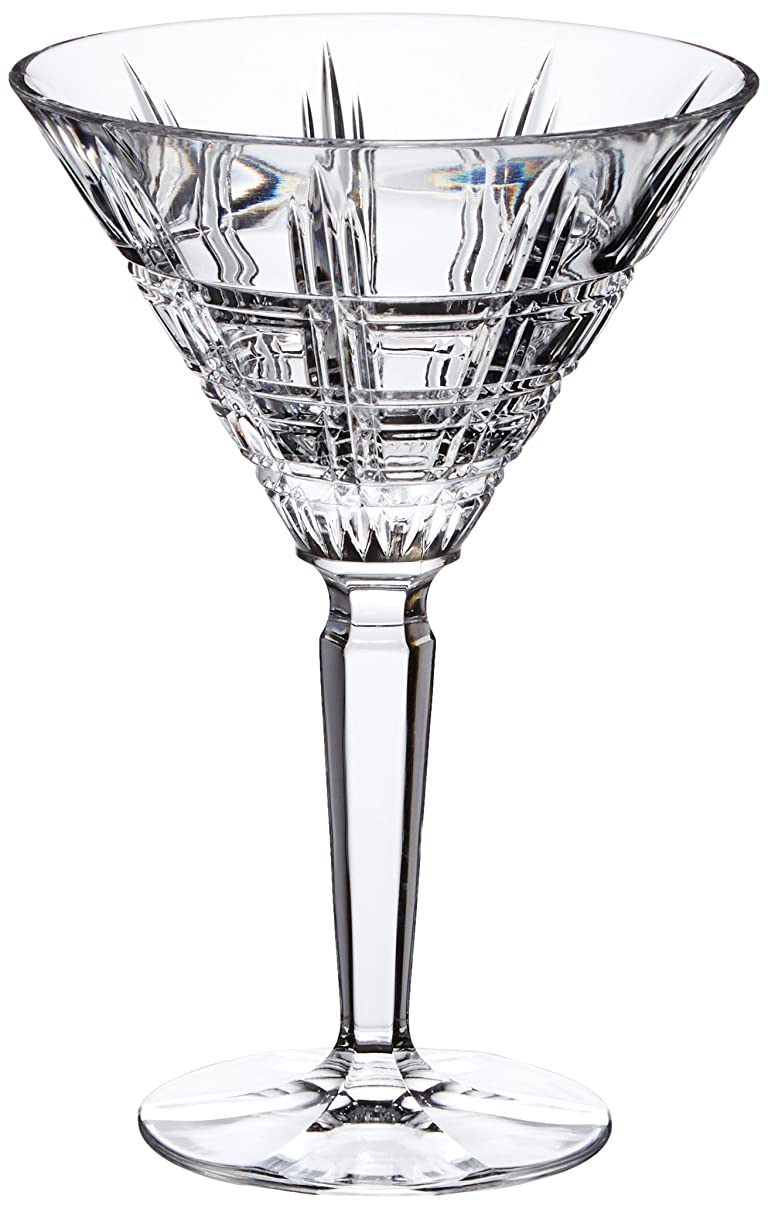 論争銃保育園Marquis by Waterford Crosby Martini Pair, Clear by Marquis By Waterford