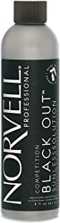 Norvell Premium Sunless Tanning Solution - Competition Black Out, 8 fl.oz.