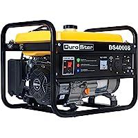 DuroStar DS4000S 4000 Watt Gas Powered Portable Generator