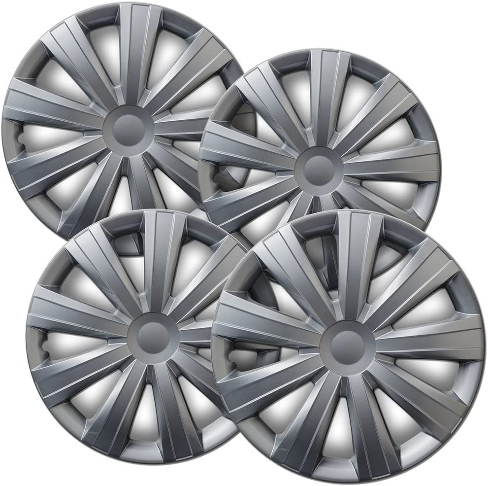 Hub-caps for 04-07 Free Shipping Trust Cheap Bargain Gift Ford Focus Pack of 15 S inch Wheel 4 Covers