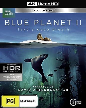 Blue Planet II (4K Ultra HD)