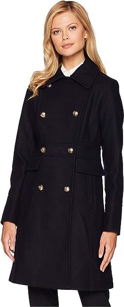 Wool Coat R8361