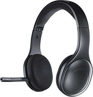 Logitech H800 Wireless Bluetooth Headsets, Hi-Definition Stereo Headphones with Noise-Cancelling Microphone, Bluetooth and...