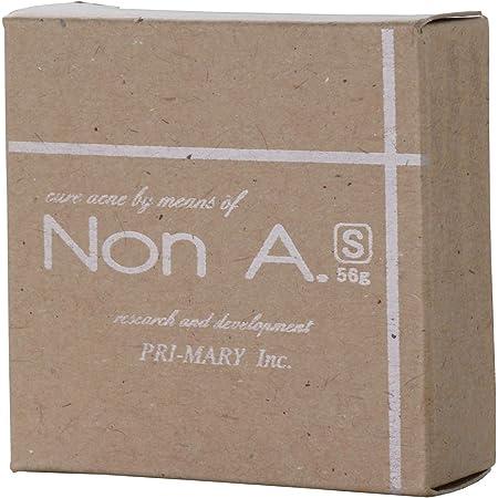 Non A. (ノンエー) 薬用 ニキビ 洗顔石鹸 (お試し用Sサイズ / 56g) 無添加 固形 洗顔せっけん (プライマリー)