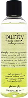 Best real purity eye makeup remover Reviews