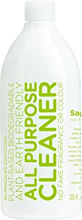 Sapadilla 101656 Rosemary + Peppermint All-Purpose Cleaner, 25oz, Clear, 25 Ounce