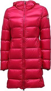 Colmar 1524Z Piumino Lungo Girl Bimba Place Fuxia Long Jacket