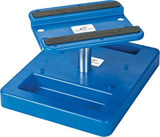 Duratrax Pit Tech Deluxe RC Truck Work Stand, Blue