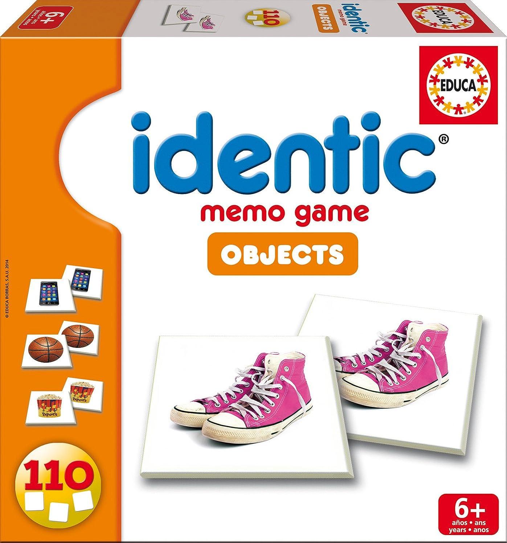 Educa 16239 - Identic Objects, 110 Spielkarten B00SFGY34K Toy Story    | Niedriger Preis und gute Qualität
