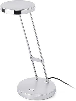 Faro 51975 BABA LED Lampe de bureau gris avec usb